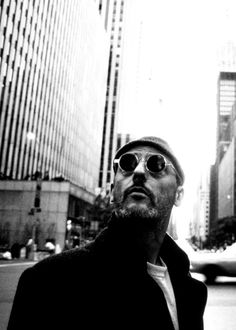 "Jean Reno - ""Léon: The Professional"", 1994. °"