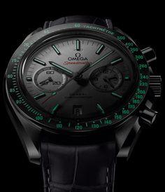 Omega newer watch design.