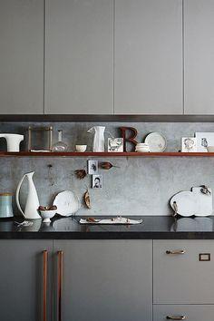 Simple design. #kitchen #interior