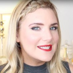 Influencer Heidi Guttenberg provides a step-by-step makeup look that's perfect for a day on the slopes. #makeupdotcompartner