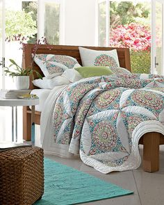 Beautiful Handmade Quilts | Shop for Luxury Quilts| Cordova Spanish Handmade Quilt
