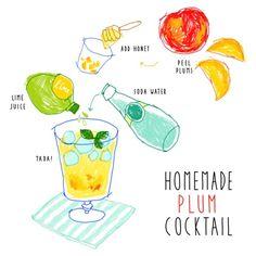 김혜빈 @moreparsley #homemade #plum #...Instagram photo | Websta (Webstagram)