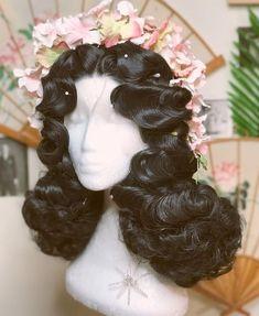 Hairstyles With Bangs .Hairstyles With Bangs Long Weave Hairstyles, Funky Hairstyles, Formal Hairstyles, Vintage Hairstyles, Wedding Hairstyles, Everyday Hairstyles, Straight Hairstyles, Wig Styles, Curly Hair Styles