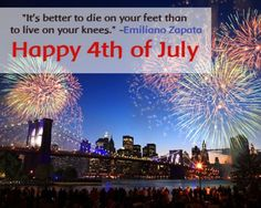 4th of july quotes military