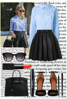 """""""Steal Her Style: Taylor Swift"""" by mcgoess on Polyvore"""