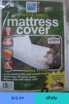 Fashion Bed Group Polyester Full Extra Long Mattress Cover With Bed