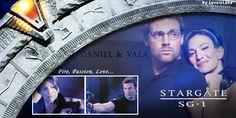 Stargate SG-1 - LovelyLene's Art