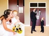 Bride w Flower GIrl, Groom w Ring Bearer
