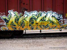 train grafitti | TRAIN GRAFFITI FORT COLLINS 6-7-09 | Flickr - Photo Sharing!