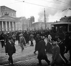 Пожар в Малом театре, 2 мая 1914 года