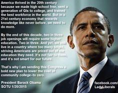 #SOTU #Obama #politics