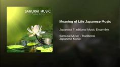 Meaning of Life Japanese Music