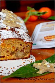 Cake aux Agrumes et Pâte d'Amande Duo 100