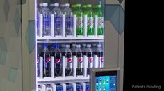 VE CoolVEND - Pepsi. Transform single-door coolers into locked, Internet-connected vending machines!