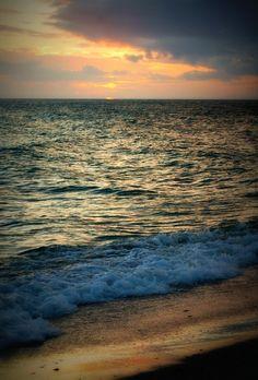 Sunset, May 1st...Englewood Beach, FL