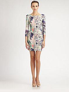 ABS - Stretch Jersey Dress