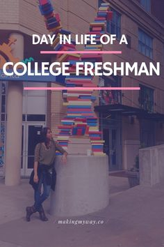 Here a day in life of a commuting college freshman. I commute to school every day, so my college experience is very different from others.