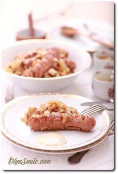 White braised sausage