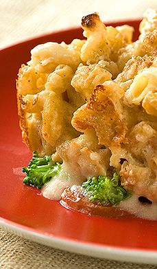 Healthier Mac 'n' Cheese - Enjoy this homemade macaroni and cheese that's more delicious and healthier than the boxed variety.