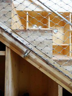 #handrail at #mountain #shelter #franzfischerhütte #riedingtal Austria architecture by #LüfteneggerARCHITEXTUR