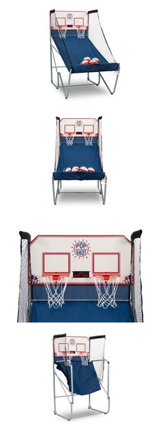 Other Indoor Games 36278: Official Pop-A-Shot Home Dual Shot Basketball Arcade Game -> BUY IT NOW ONLY: $249 on eBay!