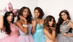 Fifth Harmony Camila, Lauren, and Ally are my favorite