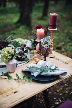 Styled Shooting: Among the Trees | ROSAROT Hochzeiten und Feste