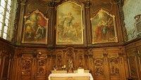 Les plus beaux tableaux des églises de Basse-Normandie réunis à Caen — Art Sacré - Patrimoine religieux et Création artistique
