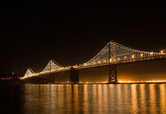 San Francisco Bay Bridge by Richard Thornton on 500px