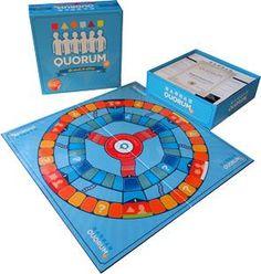 Quorum Life es un juego de mesa que nos presenta dilemas éticos a resolver con nuestros propios valores y nos enseña a ponernos en el lugar de los demás