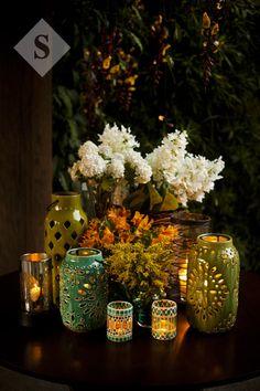 Ilumina tu terraza con un toque especial. Hogares By Almacenes SIMAN. http://www.siman.com