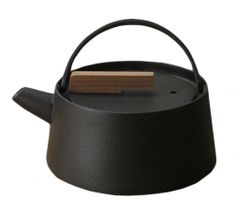 Cast Iron Kettle by Ikenaga Iron Works: Kettles at Emmo Home ($200-500) - Svpply