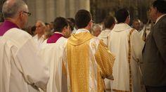 Recuperar la fascinación por la belleza es lo central del ars celebrandi, de la manera de celebrar. Lo dijo en la mañana del jueves el Papa Francisco en el tradicional encuentro con los sacerdotes de Roma en el Aula Pablo VI que tuvo una duración de dos horas.
