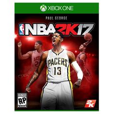 NBA 2K17 (Xbox One)  This game usually goes on sale around Black Friday and closer to Christmas time. But you could get it anywhere.