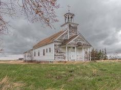 Courval SK church