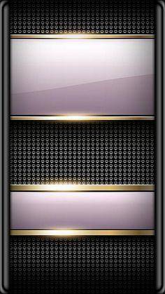 Wallpaper Modern Galexy New Wallpaper, Black Wallpaper, Screen Wallpaper, Iphone Wallpaper, Burberry Wallpaper, Metal Background, Lard, Metal Screen, New Backgrounds