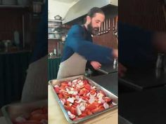 Σάλτσα ψητής ντομάτας από τον Πατέρα Παρθένιο - YouTube Cooking, Ethnic Recipes, Youtube, Food, Kitchen, Essen, Meals, Youtubers, Yemek