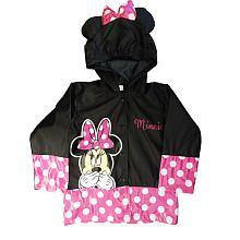 Disney Baby Girls Minnie Mouse Raincoat -  My granddaughter asked me to buy her this ~ how could I refuse?