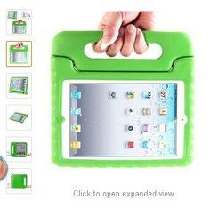 i-Blason ArmorBox Kido Series Light Weight Super Protection Convertable Stand Cover Case for iPad New iPad iPad Generation (Green) Ipad 4g, Ipad 4 Case, Ipad 4th Generation, Patio Furniture Covers, Ipad Mini 2, New Ipad, Apple Ipad, Computer Accessories, Kids Boys