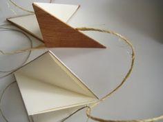 triangle fold books