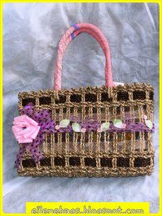 natural fibers bags collection.. eilenebags.blogspot.com