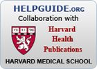 Helpguide-Harvard Collaboration stress relief tips.