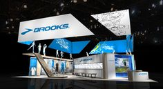 BROOKS RUNNING by Cuong T Nguyen, via Behance