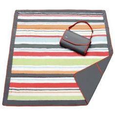 JJ Cole All purpose blanket for trips to the beach...and the park... and the backyard...and...  $30