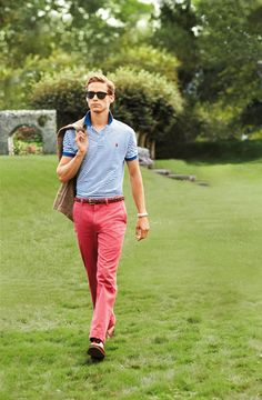 Preppy contemporary