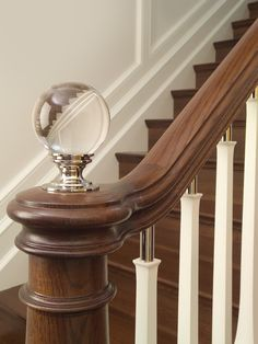 Diy Staircase Finials Simple Details Kyaw Casa