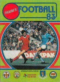 Football English sticker album for 1983 by Panini. Retro Football, World Football, Vintage Football, Football Stickers, Football Cards, Baseball Cards, Childhood Toys, Childhood Memories, Old Football Boots