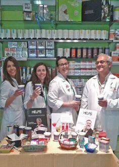 ¡Nos gusta que os cuidéis y queremos enseñaros a hacerlo! Si tenéis una farmacia, el mejor consejo de salud son nuestras degustaciones HELPS #salud #infusiones #ponferrada #degustación #teas #helps #lateterazul #health #healthy