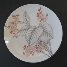 Eva Zeisel (4) Castleton Museum Dinner Plates - Ching Chih Yee Mandalay 1950s $49