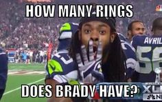 The funniest images from the 2015 Super Bowl. - The Best Super Bowl XLIX Memes Patriots Fans, Patriots Football, Super Bowl Predictions, Richard Sherman, Go Pats, Boston Strong, Boston Sports, Fitness Motivation Quotes, Kids Nutrition